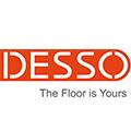 Logo van woonmerk Desso