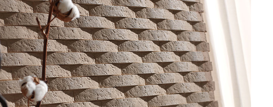 Wandbekleding van woonmerk Panel Piedra 2