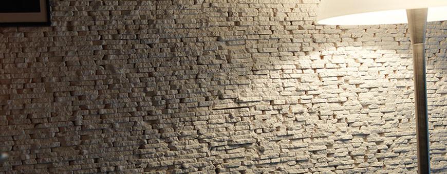 Wandbedekking van woonmerk Panel Piedra