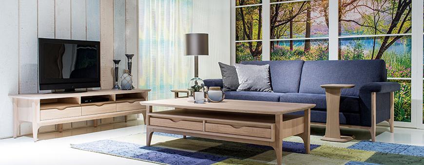 Woonkamer meubelen van woonmerk Brouwer