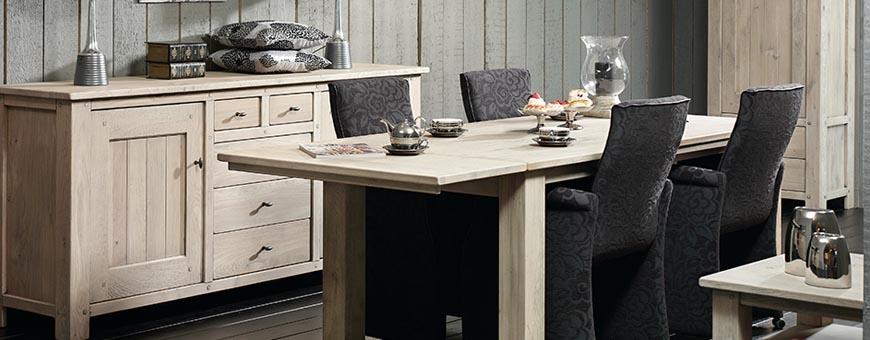 Kasten en woonkamer meubelen van woonmerk Brouwers