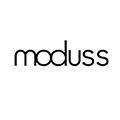 Logo van woonmerk Moduss